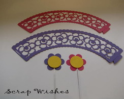 Wrap e topper Flower 2