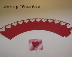 Wrap e topper Heart