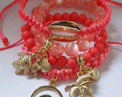 Mix trend pink