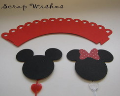 Wrap e topper Minnie