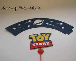 Wrap e topper Toy Story