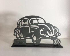 Placa decorativa fusca e kombi