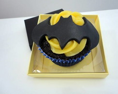 Cupcake do Batman