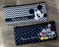 KIT PORTA MASCARA MICKEY