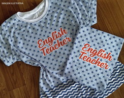 Camisa English Teacher