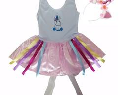 Fantasia Unicornio Infantil Elo7