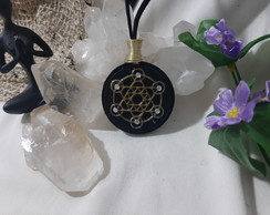 METATRON COLAR DE ORGONITE