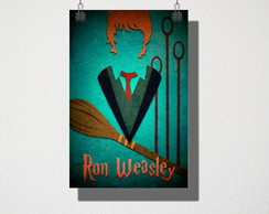 Poster A5 Ron Weasley