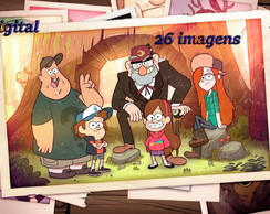Kit Digital Gravity Falls