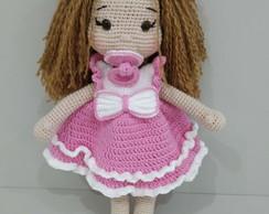 Receitas Amigurumi de Bonecas - Bonecas Amigurumi em Crochê ...   194x244