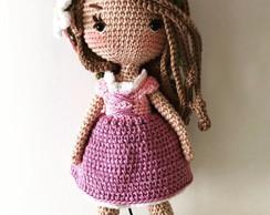 Boneca Rapunzel Amigurumi no Elo7 | Isabelas Artes (10B50E0) | 194x244
