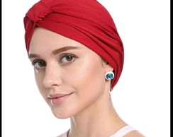 Turbante Feminino Adulto Touca