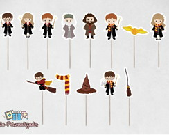Toppers Harry Potter.