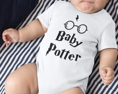 Body Infantil Harry Potter