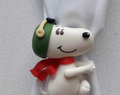 Porta guardanapo turma do snoopy