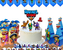Kit Festa Brawl Stars