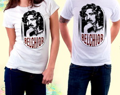Camiseta Belchior Black and white