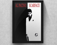 Quadro Scarface Poster