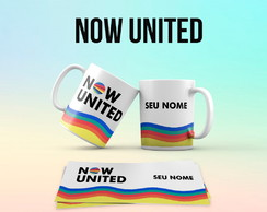 ARTE DE CANECA NOW UNITED 01