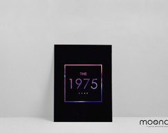 Placa Decorativa em MDF - The 1975