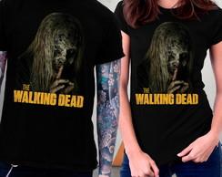 Campeonato Paloma eslogan  Camiseta The Walking Dead | Elo7