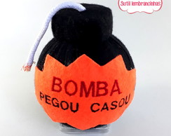 Mini Bomba do Noivo