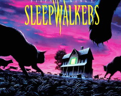 Placa Decorativa Mdf Sonambulos SleepWalkers 804
