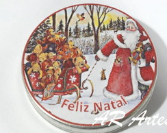 Latinha mint to be (Natal)