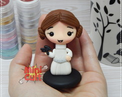 Mini Toy Leia Organa - Star Wars