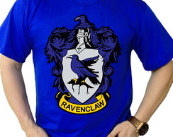 "Camiseta Harry Potter ""Brasão Corvinal"""