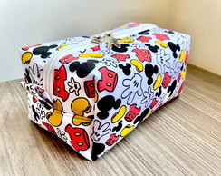 Necessaire Box 20cm - Mickey ou QQ personagem