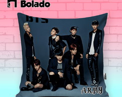 Almofada Decorativa BTS Integrantes do grupo Kpop