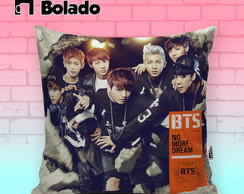 Almofada Decorativa BTS grupo Kpop No more dream