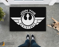 Capacho Divertido - Join The Resistence / StarWars