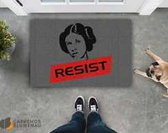 Capacho Divertido - Resist / StarWars