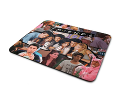 Mousepad Friends Colagem Elenco