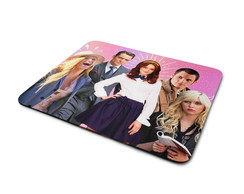 Mousepad Gossip Girl Personagens