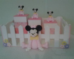 KIT HIGIENE DISNEY BABY MINNIE