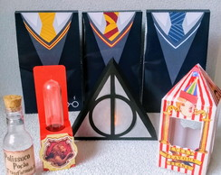 Kit Festa - Harry Potter