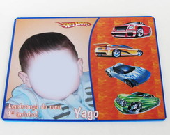 Hot Wheels mouse pad