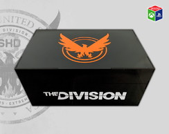 Porta jogos para PS3/PS4/Xbox One The Division
