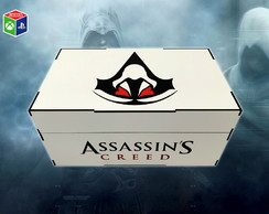 Porta jogos para PS3/PS4/Xbox One Assassins Creed (02)