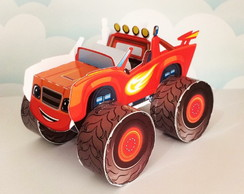 Carro Blaze and the Monster Machines