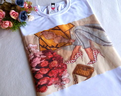Camiseta Fashion I