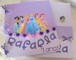 Álbum Princesas
