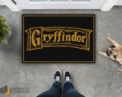 Capacho Divertido - Gryffindor (Harry Potter)