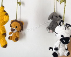 Mobile Safari Amigurumi