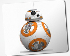 Mouse Pad Star Wars Robo BB-8