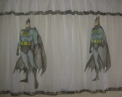 Cortina Personagens Batman
