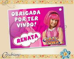 Tag Lazy Town Stephanie